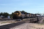 ATSF 4008, 3815, 5126, and 5168